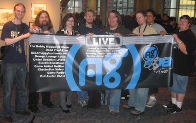 PAX'08 LIVE!